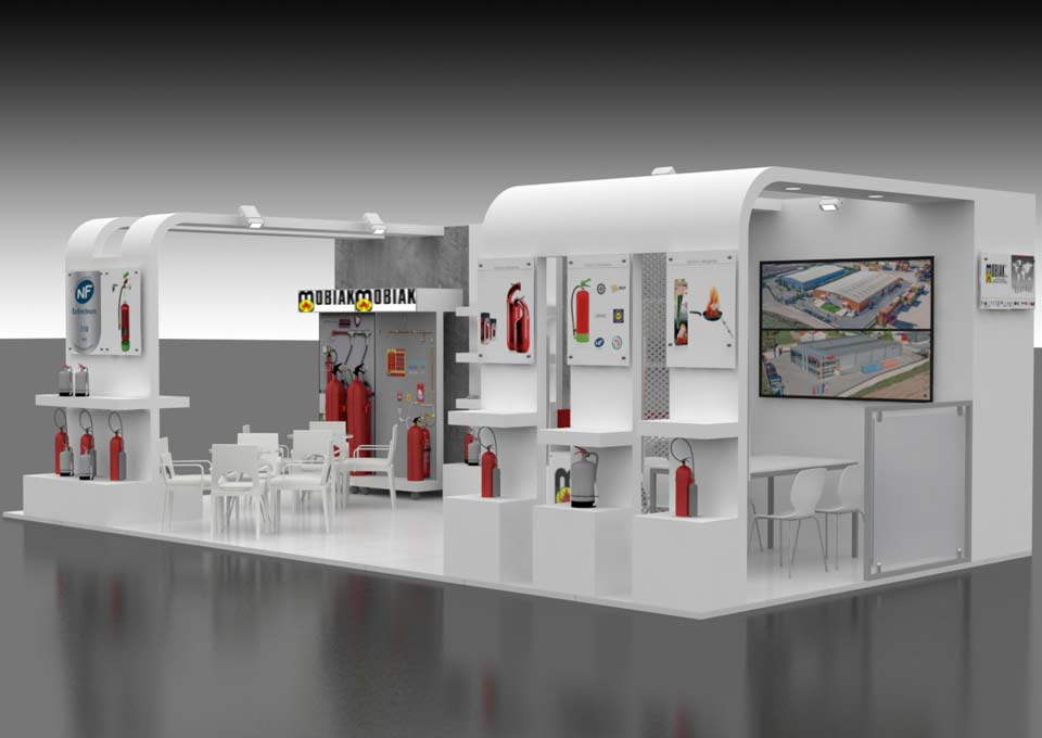Expo Exhibition Stands Wa : Mobiak expo protection france