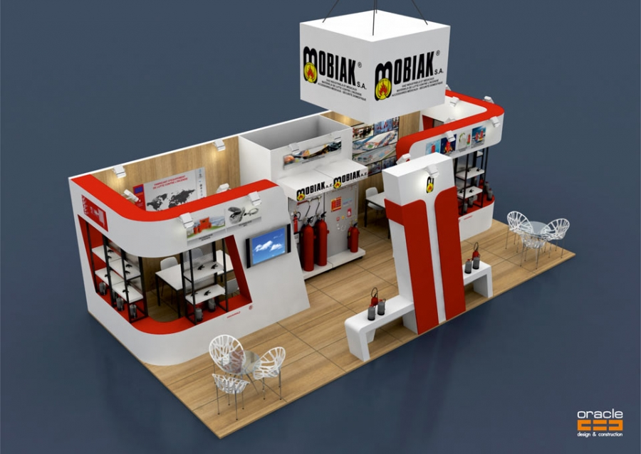 Exhibition Stand Items : Mobiak expo protection france