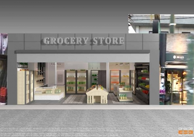 Grocery Store 2021